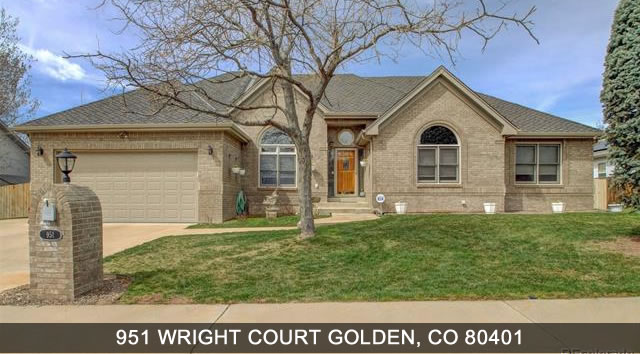 Homes for sale Golden CO