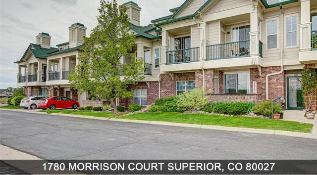 Homes for sale Superior CO
