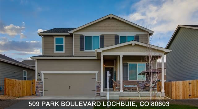 homes for sale lochbuie co