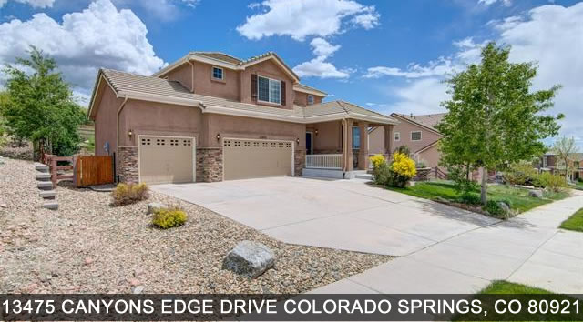 Homes for sale Colorado Springs Colorado
