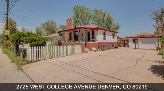 Homes for sale in Denver Colorado