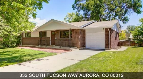 Move-In ready in a very desirable area