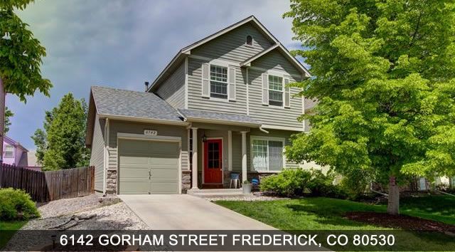 Homes for sale Frederick Colorado