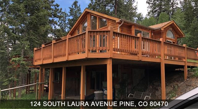 Homes for sale Pine Colorado