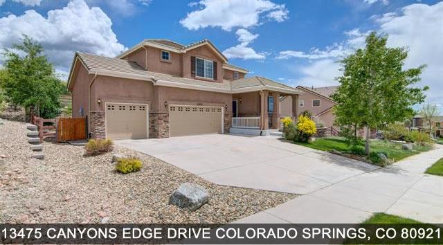 Homes for sale Colorado Springs CO