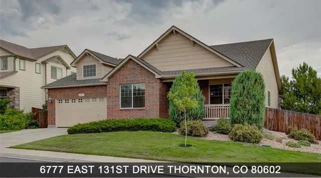 Homes for sale Thornton Colorado