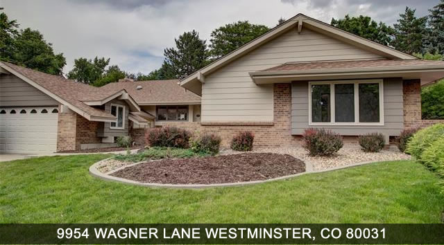 Homes for sale Westminster Colorado
