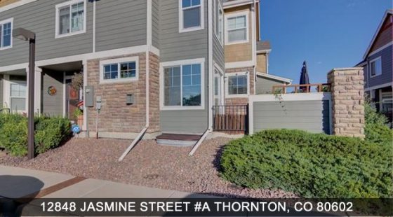 Charming end unit located in a desirable Townhome community