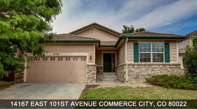 Homes for sale Commerce City CO