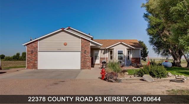Homes for sale Kersey Colorado