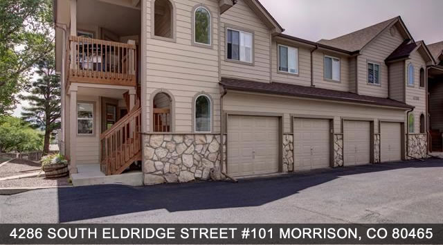 Morrison homes for sale colorado