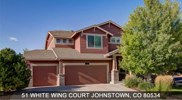 Johnstown Home for sale in Colorado