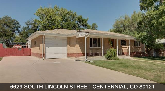 Homes for sale Centennial CO