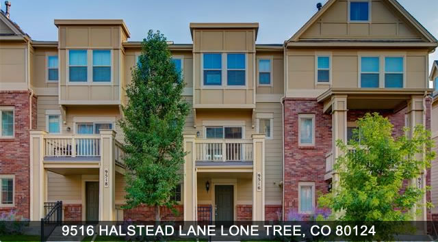 Homes for sale Lone Tree CO
