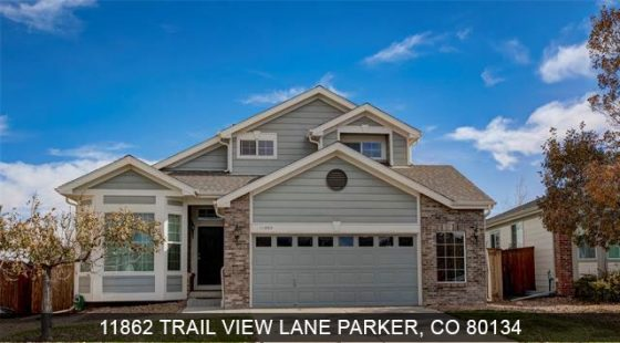 Trail View Parker Colorado