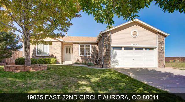 Homes for sale Aurora CO