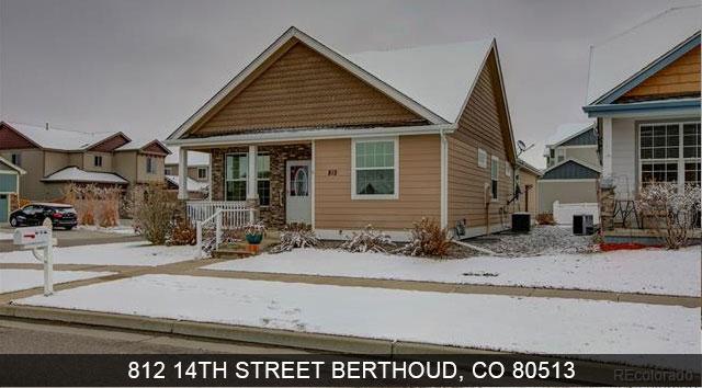 Berthoud Colorado Real Estate