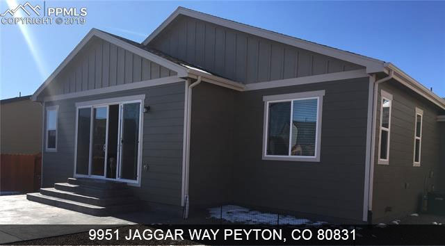 Homes for sale Peyton Colorado