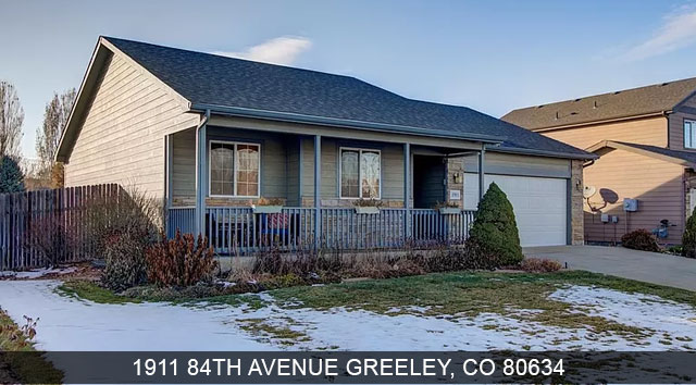 Homes for sale Greeley Colorado