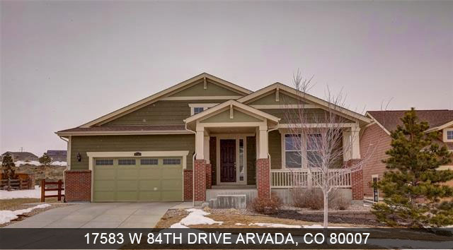 homes for sale arvada colorado