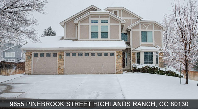 highlands ranch colorado homes for sale