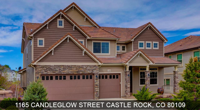 home for sale castle rock colorado