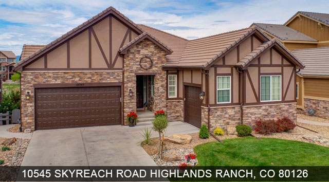 homes for sale highlands ranch colorado
