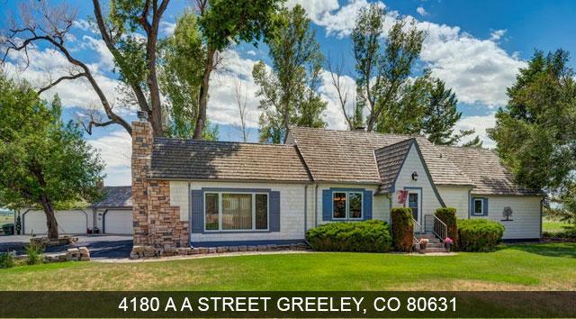homes for sale greeley colorado