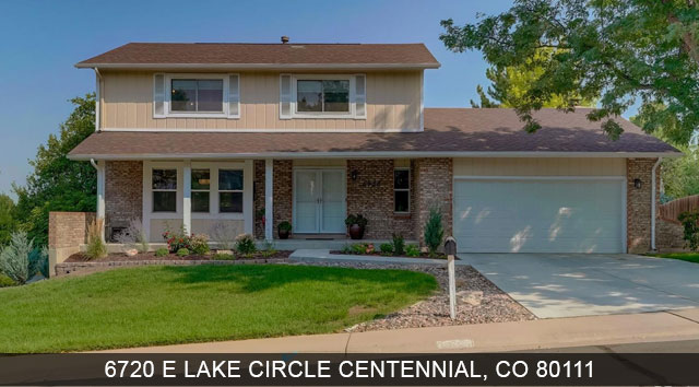 homes for sale centennial colorado