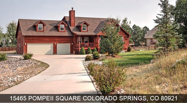 homes for sale colorado springs co