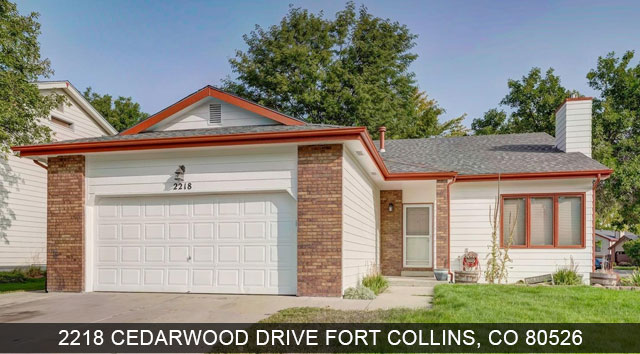 for collins colorado homes for sale