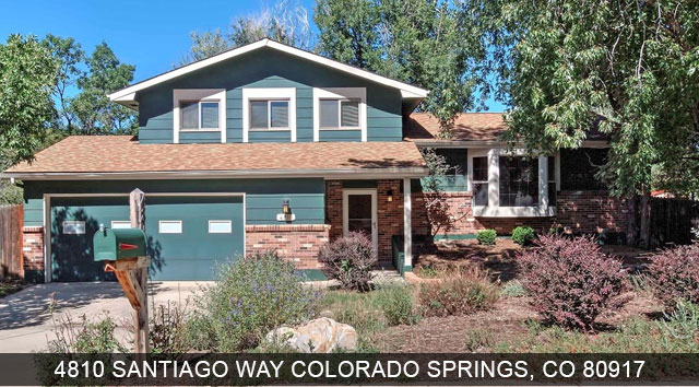 home for sale in colorado springs