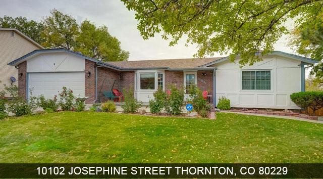 homes for sale thornton colorado