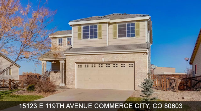 homes for sale commerce city colorado