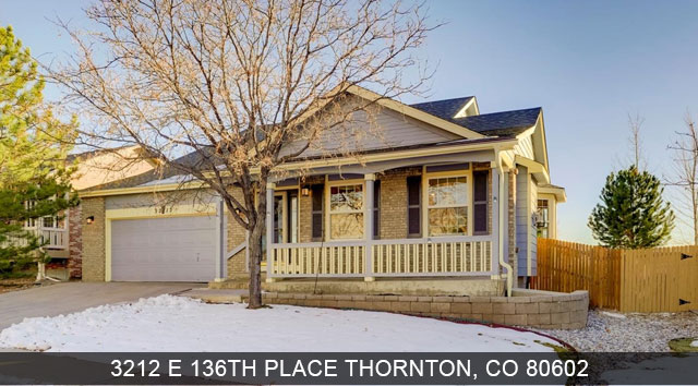 thornton homes for sale