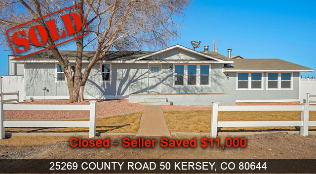 sell your kersey colorado home