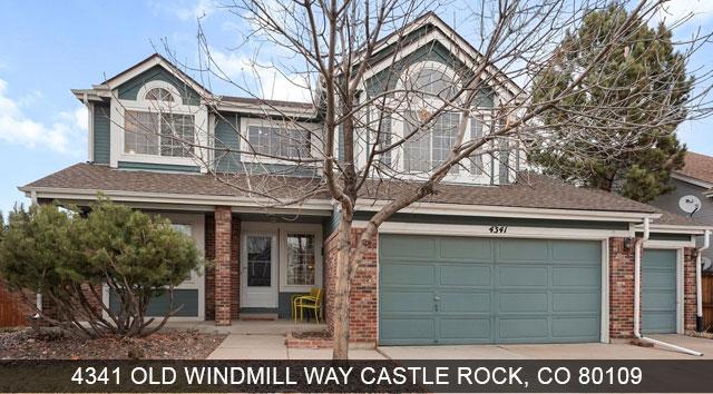 castle rock homes for sale