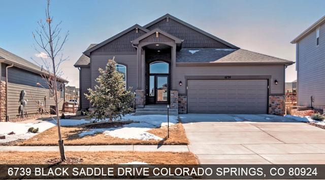 Colorado Springs Colorado homes for sale