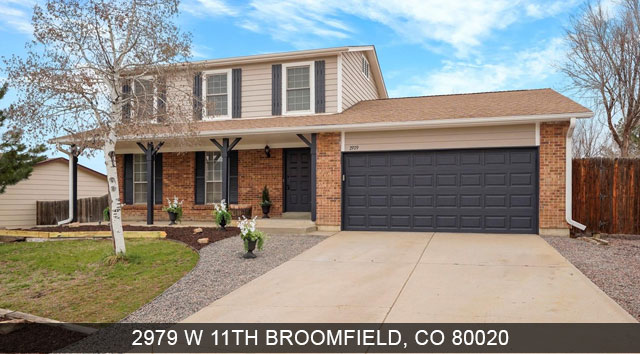 homes for sale broomfield