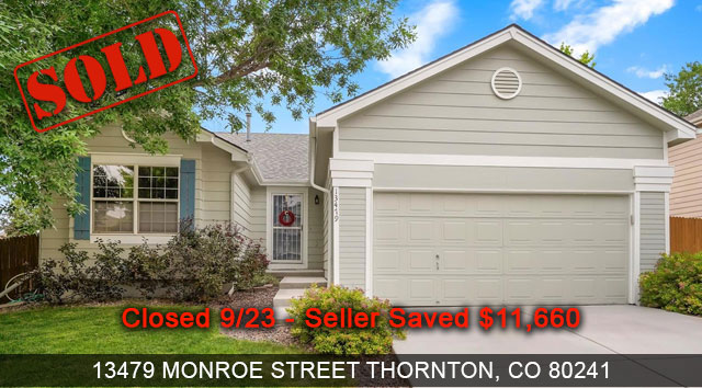 sell your thornton home and save