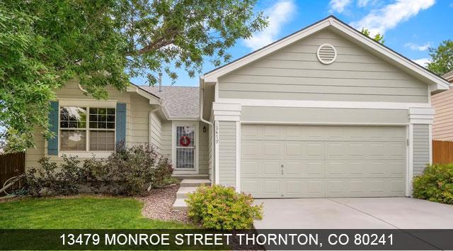 thornton colorado homes for sale