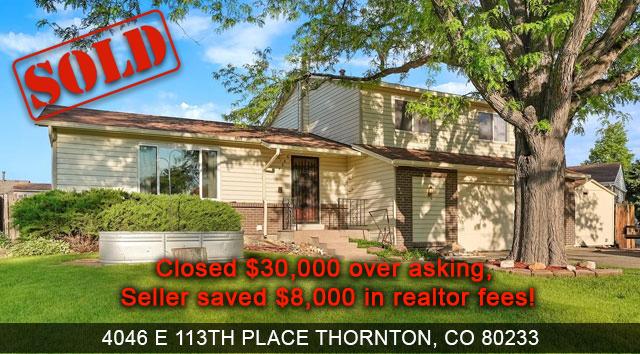 thornton real estate colorado