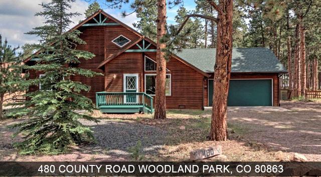 woodland park colorado homes for sale