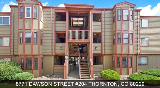 condos for sale in thornton colorado