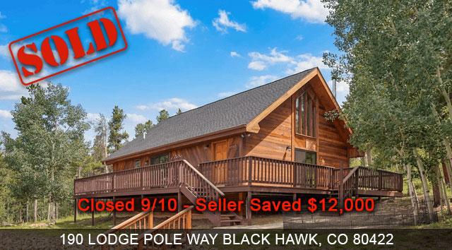 sell your black hawk colorado home