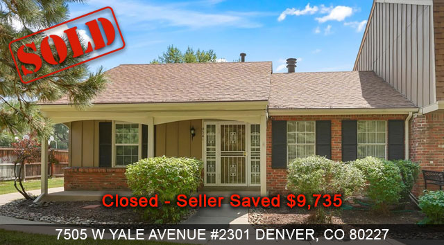 save money selling your denver home