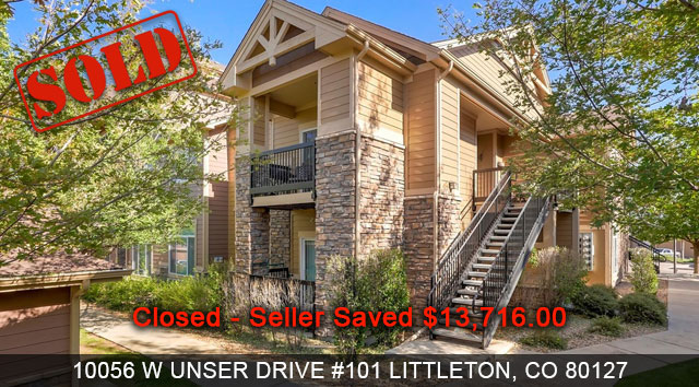 save money selling your littleton home