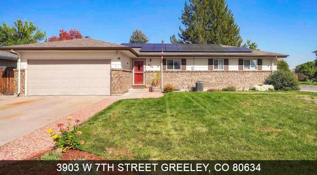 homes for sale in greeley colorado