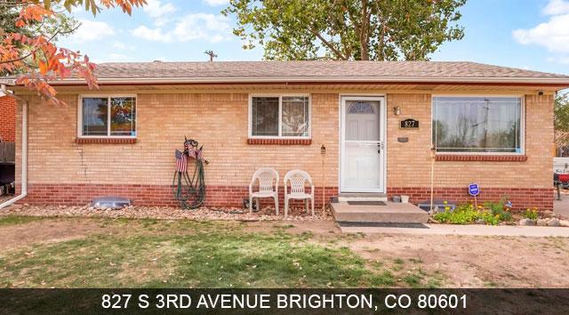 brighton colorado homes for sale